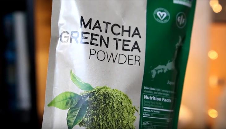 شاي اخضر بدره الشاي الاخضر  ماتشا ماتشا تي